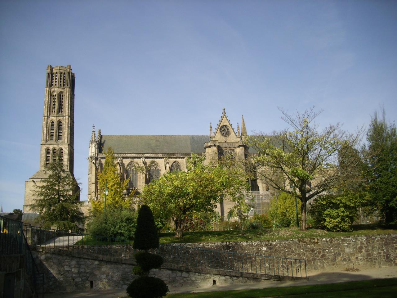 cathédrale St Etienne à Limoges